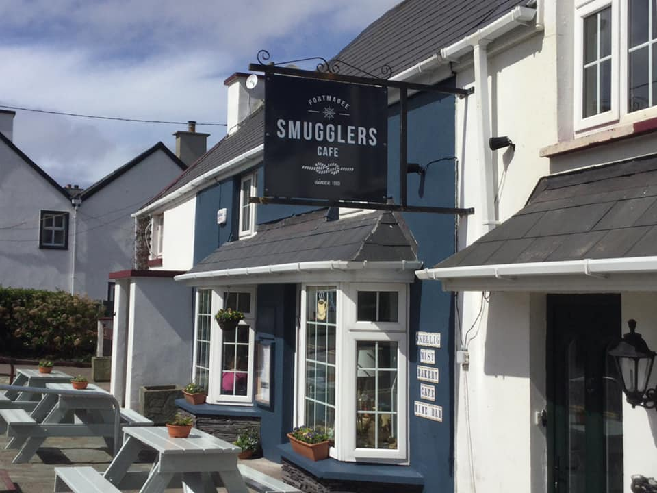 restaurants portmagee